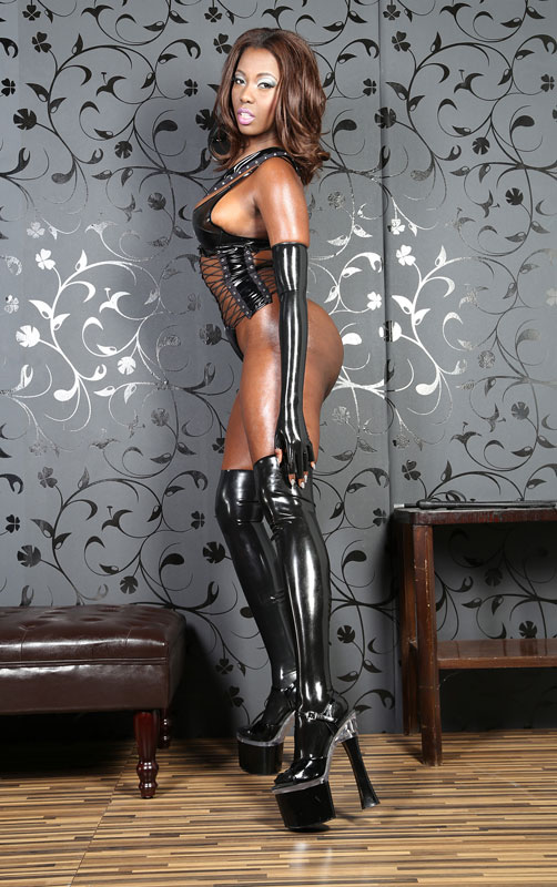 Thanks for latex fethis women nudes