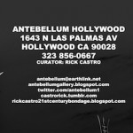 ANTEBELLUM gallery Hollywood